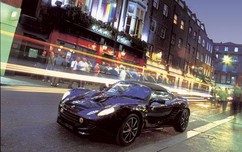 Фотографии Lotus Elise на сайте Автомобили мира.